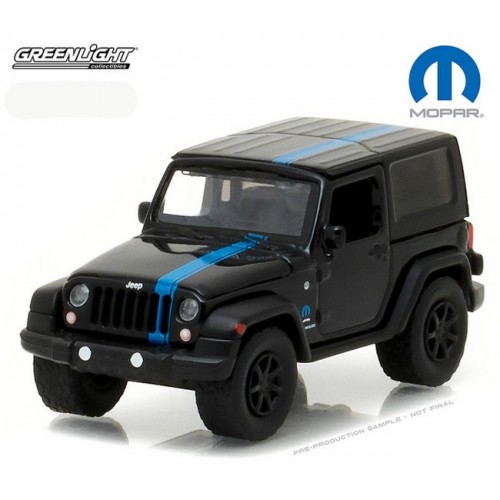 Hobby Exclusive - 2010 Jeep Wrangler Mopar Edition