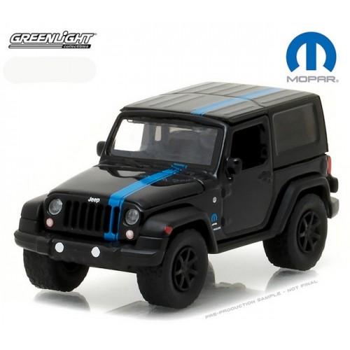 Hobby Exclusive - 2010 Jeep Wrangler Mopar Edition