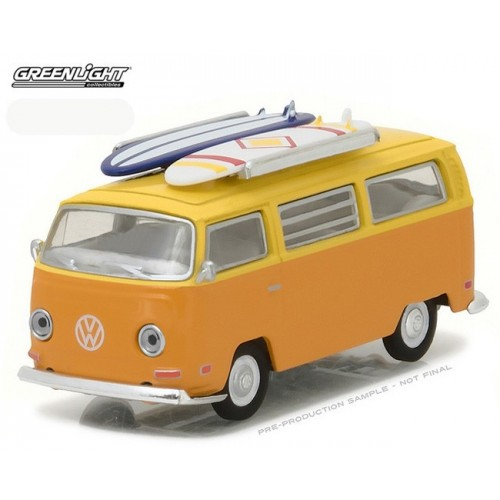 Hobby Exclusive - 1971 Volkswagen Type 2 Van with Surf Boards