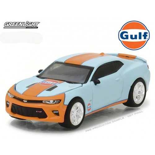 Hobby Exclusive - 2017 Chevrolet Camaro SS Gulf Oil