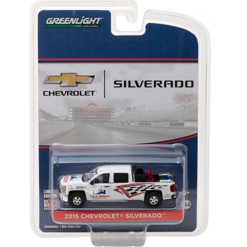 Hobby Exclusive - 2015 Chevrolet Silverado Track Safety