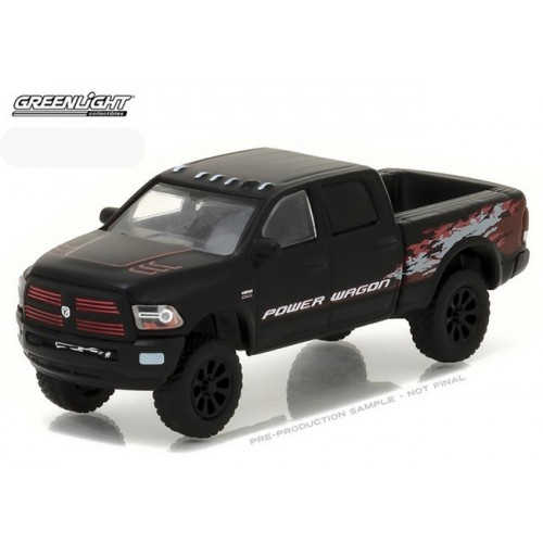 Hobby Exclusive - 2016 RAM 2500 Power Wagon