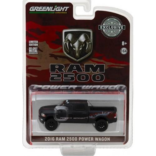 Hobby Exclusive - 2016 RAM 2500 Power Wagon