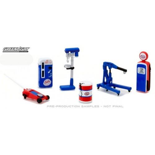 GL Muscle Shop Tools - STP