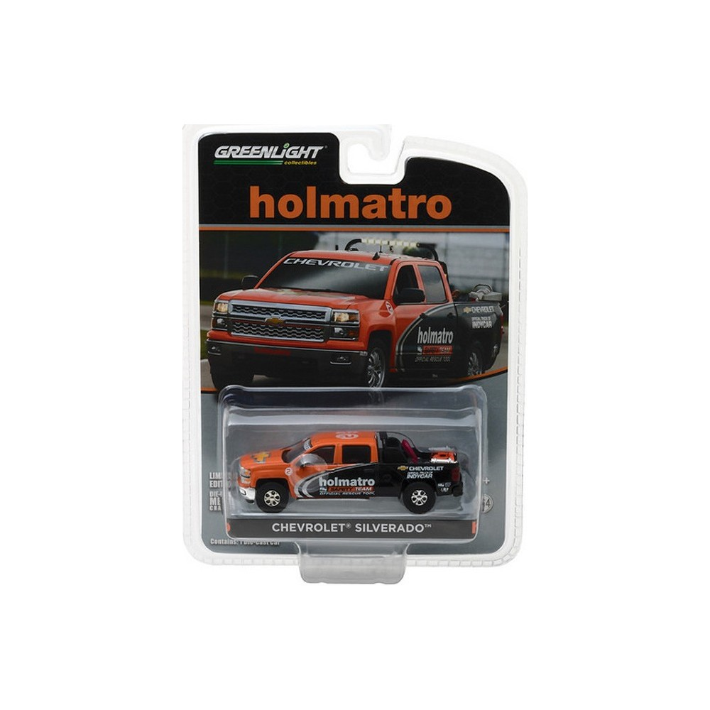 Hobby Exclusive - Chevy Silverado Holmatro Safety Truck