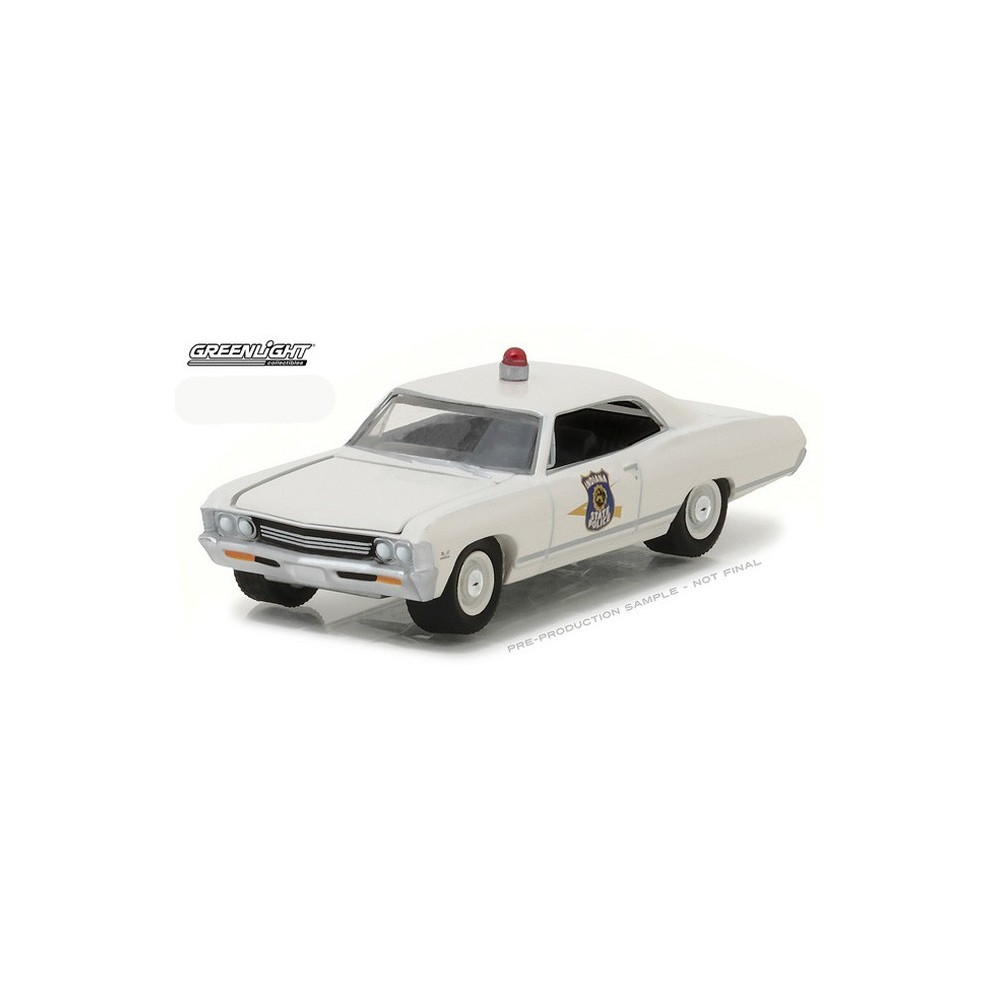 Greenlight Hot Pursuit Series 23 - 1967 Chevrolet Impala Indiana State