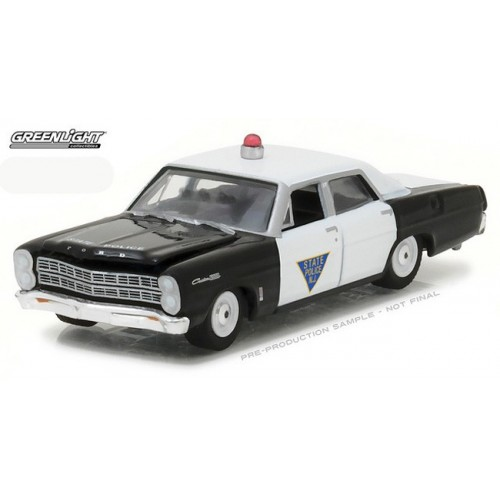 Hot Pursuit Series 23 - 1967 Ford Custom 500 New Jersey State Police
