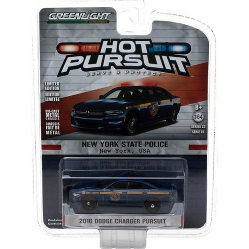 Hot Pursuit Series 23 - 2016 Dodge Charger Pursuit New York State