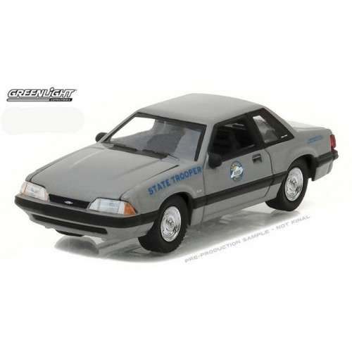 Hot Pursuit Series 23 - 1991 Ford Mustang SSP Kentucky State