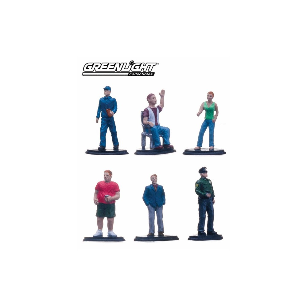 GL Muscle Exclusive People Pack - Series 1