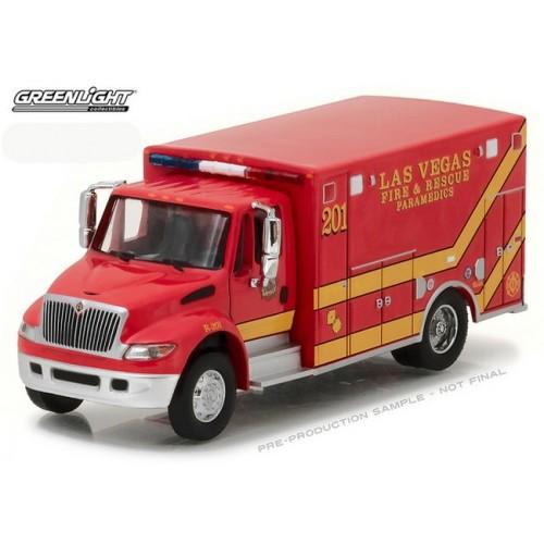 HD Trucks Series 9 - 2013 International DuraStar Ambulance Las Vegas