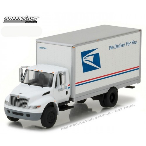 HD Trucks Series 9 - 2013 International DuraStar Box Truck USPS