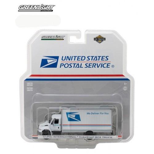 HD Trucks Series 9 - 2013 International DuraStar Box Truck USPS