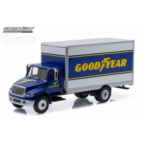 HD Trucks Series 5 - International DuraStar Dry Van Goodyear