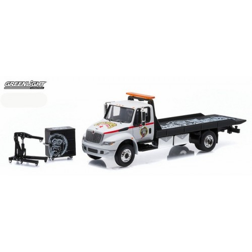 HD Trucks Series 5 - International DuraStar Flatbed Gas Monkey