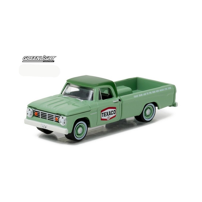 Greenlight Running on Empty Series 1 - 1967 Dodge D-100 Texaco Truck
