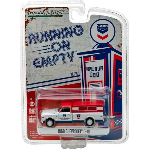 Running on Empty Series 1 - 1968 Chevy C-10 Truck