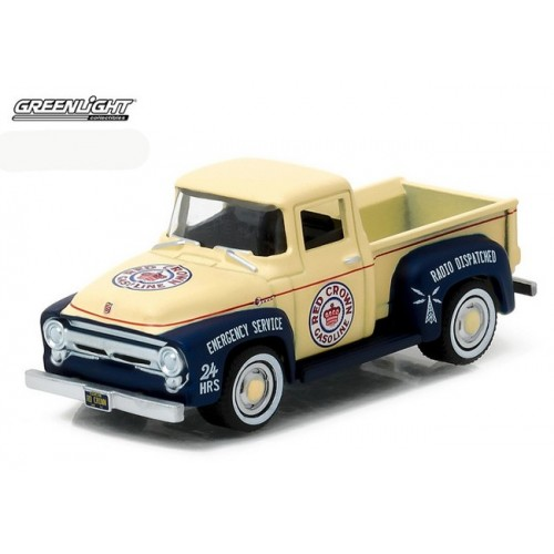 Running on Empty Series 1 - 1956 Ford F-100 Truck