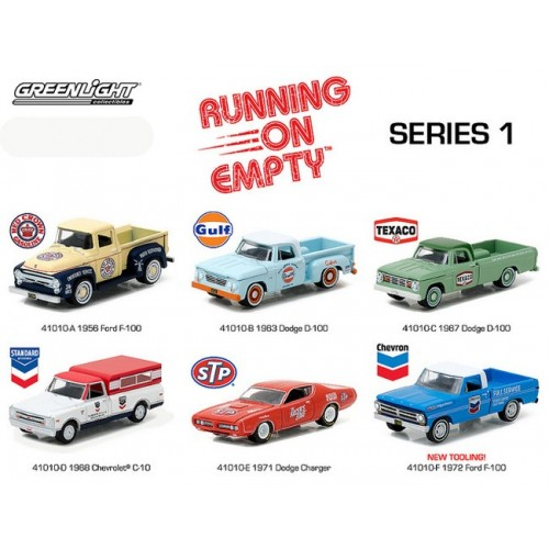 Running on Empty Series 1 - SET
