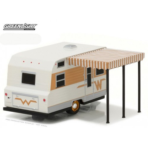 Greenlight Hitched Homes Series 5 Six Trailer Set