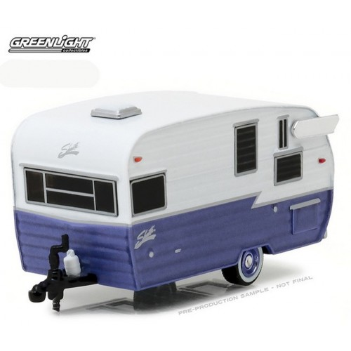 Hitched Homes Series 1 - Shasta 15' Airflyte