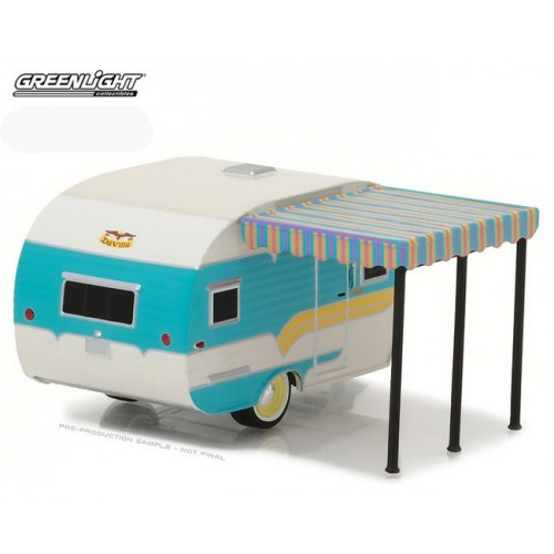 Hitched Homes Series 1 - 1958 Catolac Deville Travel Trailer