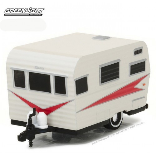 Hitched Homes Series 1 - 1959 Siesta Travel Trailer