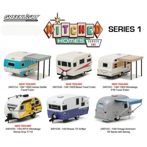 Hitched Homes Series 1 - SET