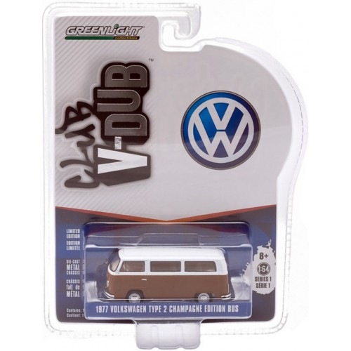 Club Vee-Dub Series 1 - 1977 Volkswagen Type 2 Bus