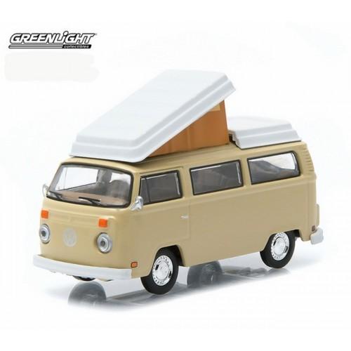 Club Vee-Dub Series 2 - 1970 Volkswagen Type 2 Campmobile