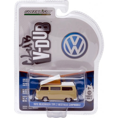 Club Vee-Dub Series 2 - 1970 Volkswagen Type 2 Campmobile