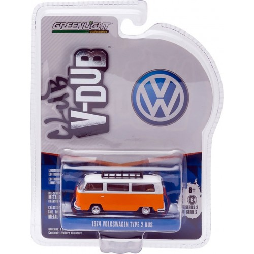 Club Vee-Dub Series 2 - 1974 Volkswagen Type 2 Bus