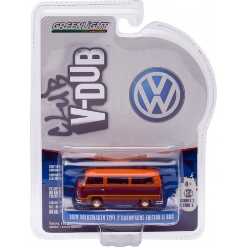 Club Vee-Dub Series 2 - 1978 Volkswagen Type 2 Bus
