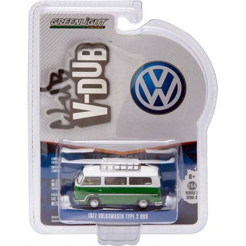 Club Vee-Dub Series 3 - 1977 Volkswagen Type 2 Bus