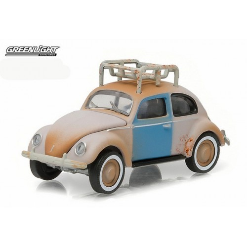 Club Vee-Dub Series 3 - 1948 Volkswagen Split Window Beetle