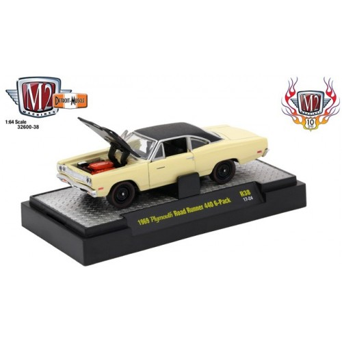 Detroit Muscle Release 38 - 1969 Plymouth Road Runner