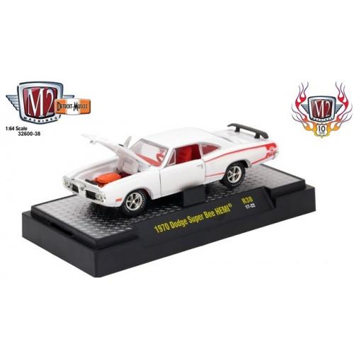 Detroit Muscle Release 38 - 1970 Dodge Super Bee HEMI
