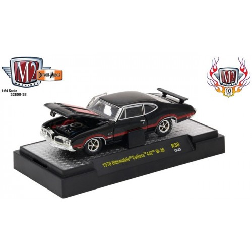 Detroit Muscle Release 38 - 1970 Oldsmobile Cutlass 442 W-30