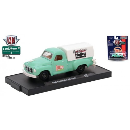 Drivers Release 43 - 1950 Studebaker 2R Truck