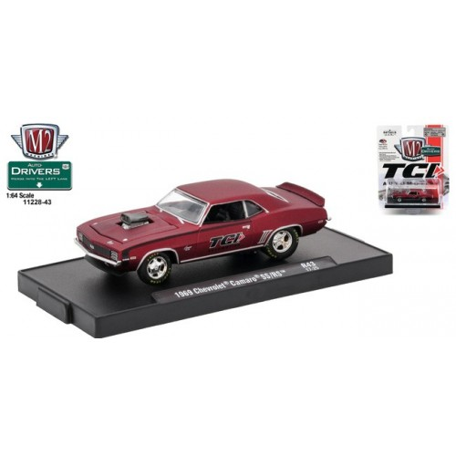 Drivers Release 43 - 1969 Chevy Camaro SS/RS