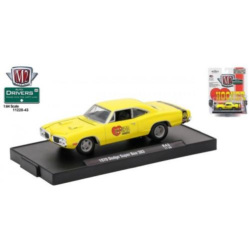 Drivers Release 43 - 1970 Dodge Super Bee 383