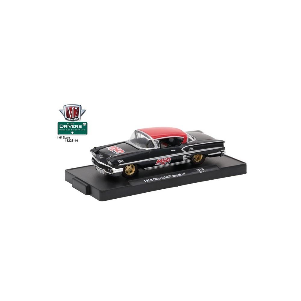 Drivers Release 44 - 1958 Chevrolet Impala