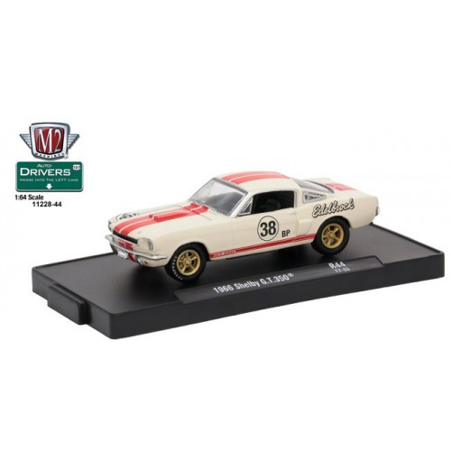 Drivers Release 44 - 1966 Shelby G.T.350