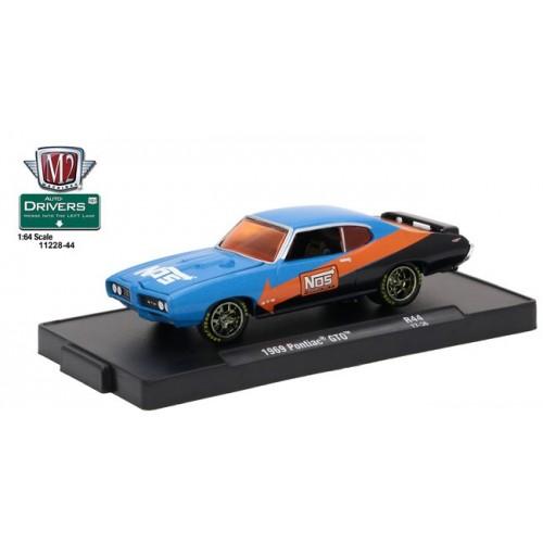 Drivers Release 44 - 1969 Pontiac GTO