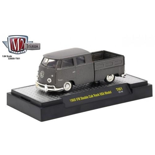 Titanium Release 1 - 1960 Volkswagen Double Cab Truck