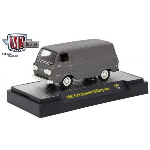 Titanium Release 1 - 1965 Ford Econoline Delivery Van