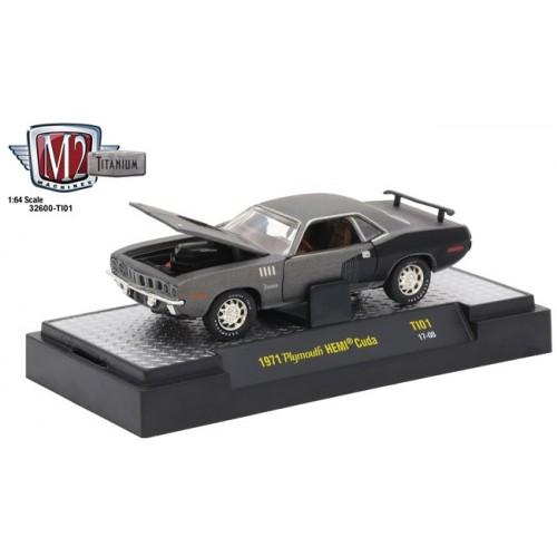 Titanium Release 1 - 1971 Plymouth HEMI Cuda