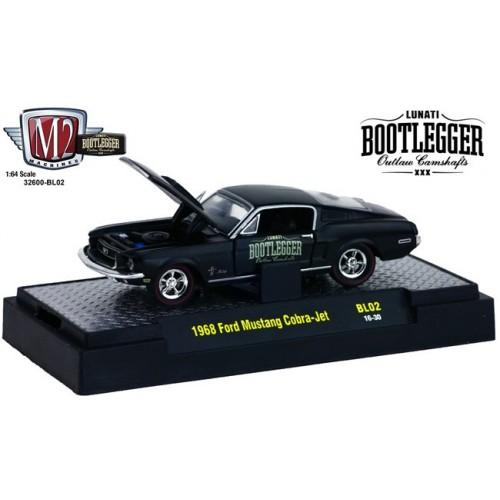 Bootlegger Release 2 - 1968 Ford Mustang Cobra Jet