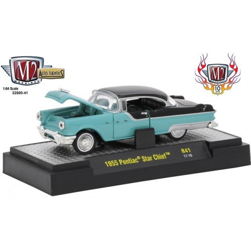 Auto-Thentics Release 41 - 1955 Pontiac Star Chief