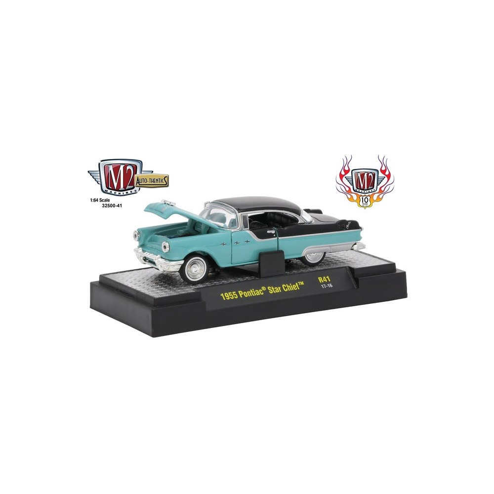 Auto-Thentics Release 41 - 1955 Pontiac Star Chief